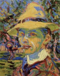 15616 self portrait kirchner