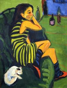 female-artist kirchner